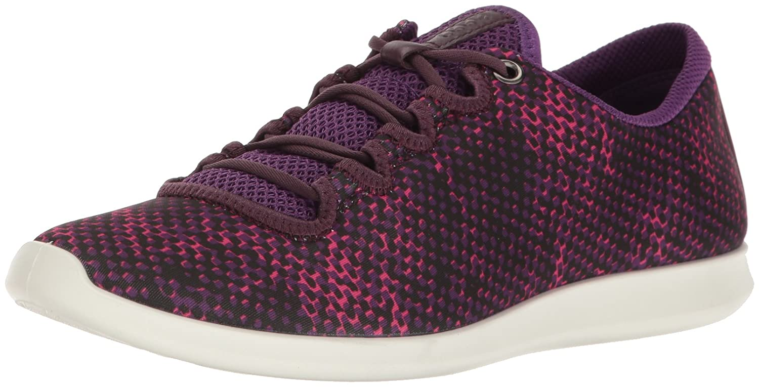 ECCO Women's Women's Sense Sport Fashion Sneaker B01I6EBE0G 40 EU/9-9.5 M US|Imperial Purple/Imperial Purple