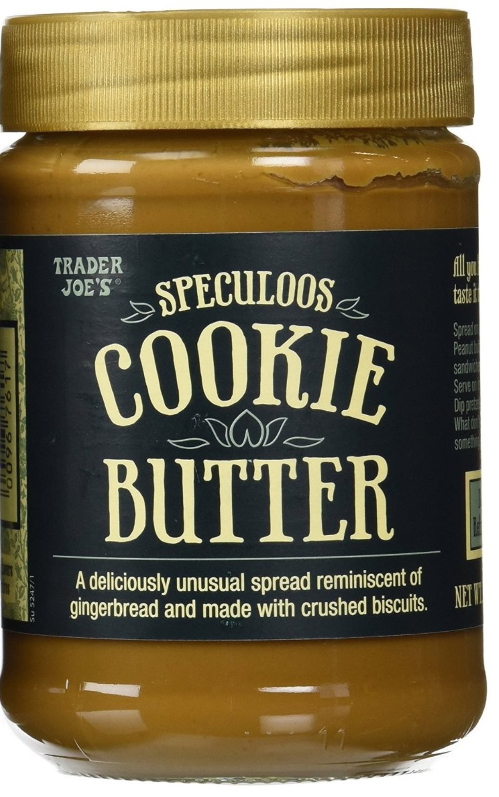 Speculoos Cookie Butter (14.1 Oz Jar)