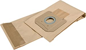 PORTER-CABLE 78141 Dry Filter Bags for 7814 Power Tool Triggered Vacuum (3-Pack)