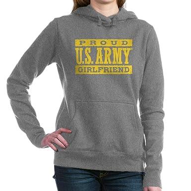 Orgogliosi Di Noi Esercito Fidanzata Felpa Con Cappuccio SNrC5y