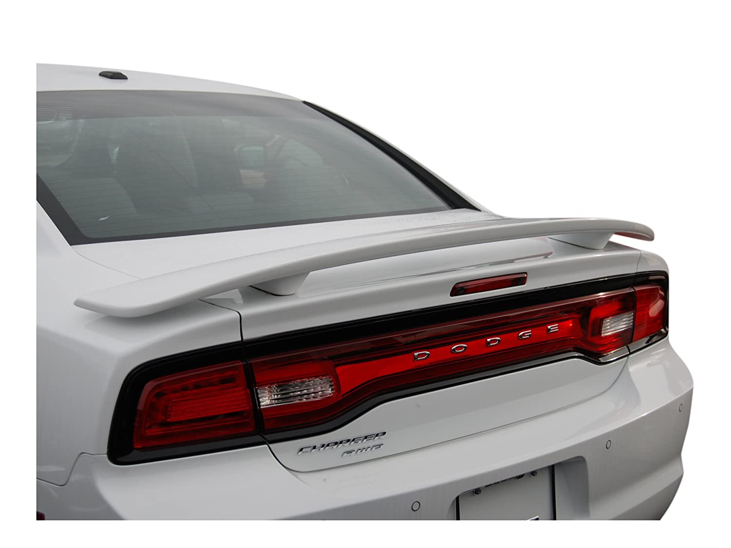 Painted Factory Style Spoiler fits the Charger 501 PBV