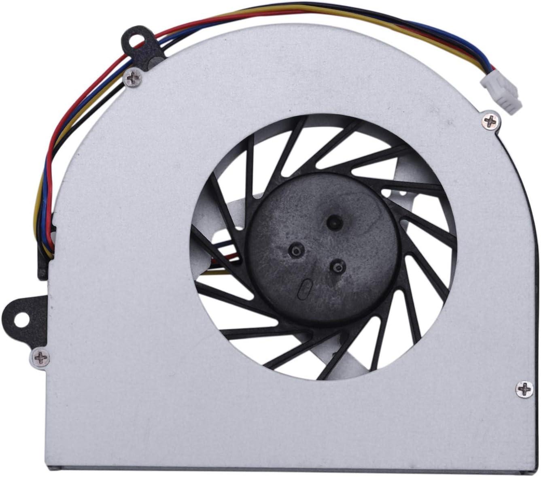 Noblik Laptop CPU Cooling Fan for G480 G480A G480M G580 G580A G580Am Ab07005Hx12Db00 Mg60120V1-C120-S99 Cooler