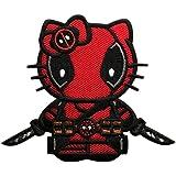 Hello Kitty Storm Trooper Darth Vader Empire Hook Patch MHK1