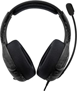 PDP Gaming LVL50 Wired Stereo Headset: Black Camo - Xbox One, 048-124-NA-CAM - Xbox One