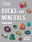 Rocks and Minerals Sticker Book (Natural History Museum Sticker Books)