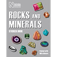 Rocks and Minerals Sticker Book (Natural History Museum
