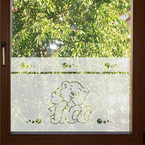 600 65cm Hoch Sichtschutz Fensterfolie Glasdekor Kinderzimmer