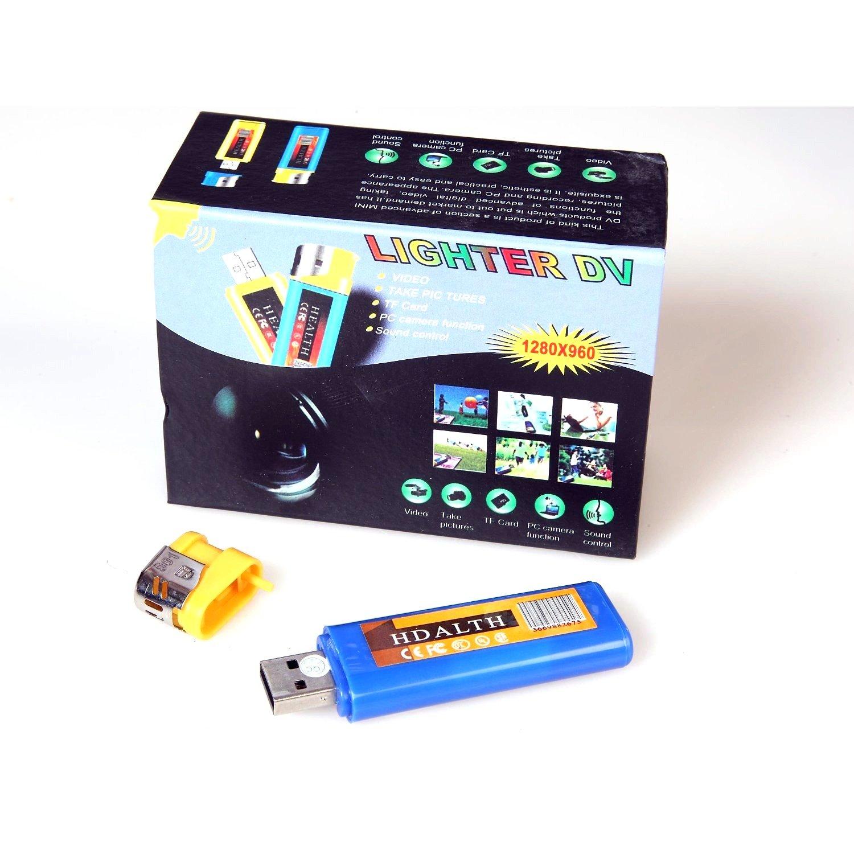 HD SpyCam, más ligero, spy cam, cámara, espía, 1280x960 píxeles 3264x2448 píxeles e imágenes de vídeo, sonido, cámara (más claro): Amazon.es: Bricolaje y ...