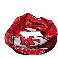 Kansas City Chiefs Bandana máscara para la Cabeza