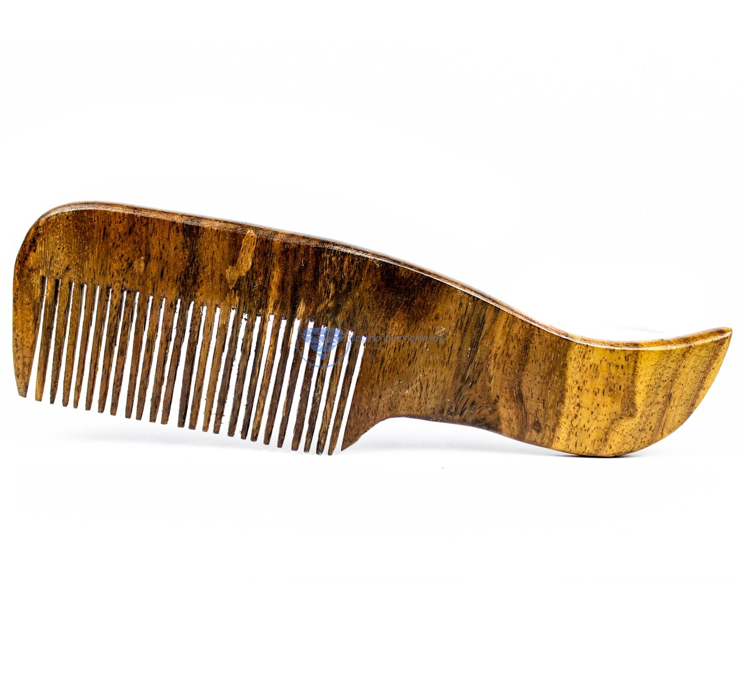 Nagina International Finely Crafted Handmade Premium Rosewood Combs & Hair Brush | Hair Mustache Tail Beard Brush (Medium Normal)