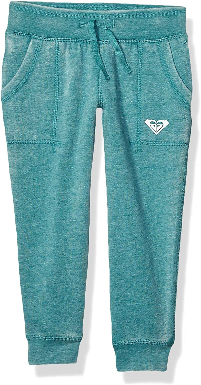 ROXY Girls Big Happy Spirit Fleece Pant