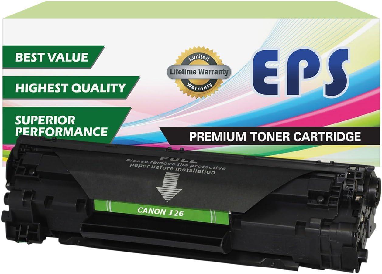 BK//C//M//Y TopInk LBP620 Replacement for Canon Color imageCLASS LBP620 Printer Toner Cartridge High Yield-5 Pack