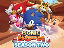 Watch Sonic Boom Prime Video