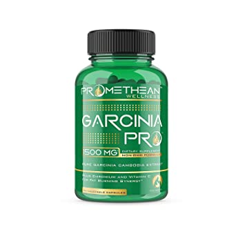 Garcinia Pro 100 Pure Garcinia Cambogia Extract For Weight Loss 1500mg Lose Fast