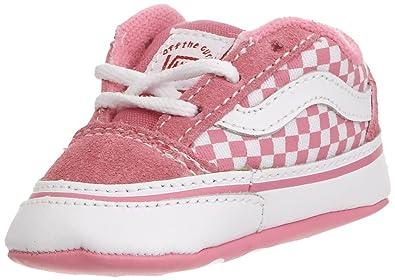 0bbf90c4bd Vans Infant Old Skool Trainer aurora pink/white VD3A11M 2.5 Child UK ...