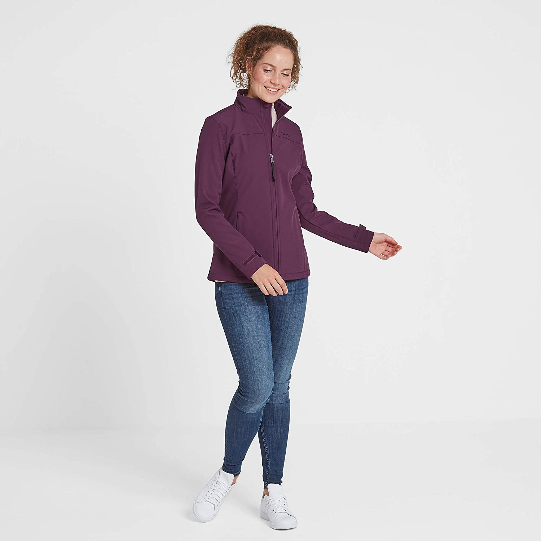 TOG 24 Keld Womens Softshell Jacket Enamel Blue