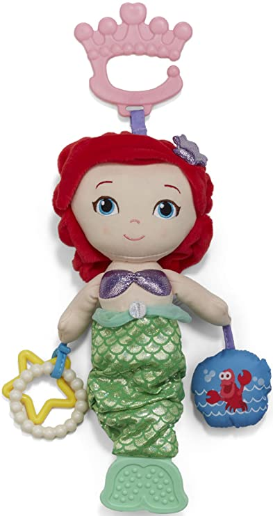 """Official HUGE The Little Mermaid Ariel Princess Plush Doll Toy Pillow 50/"""" Gift"""