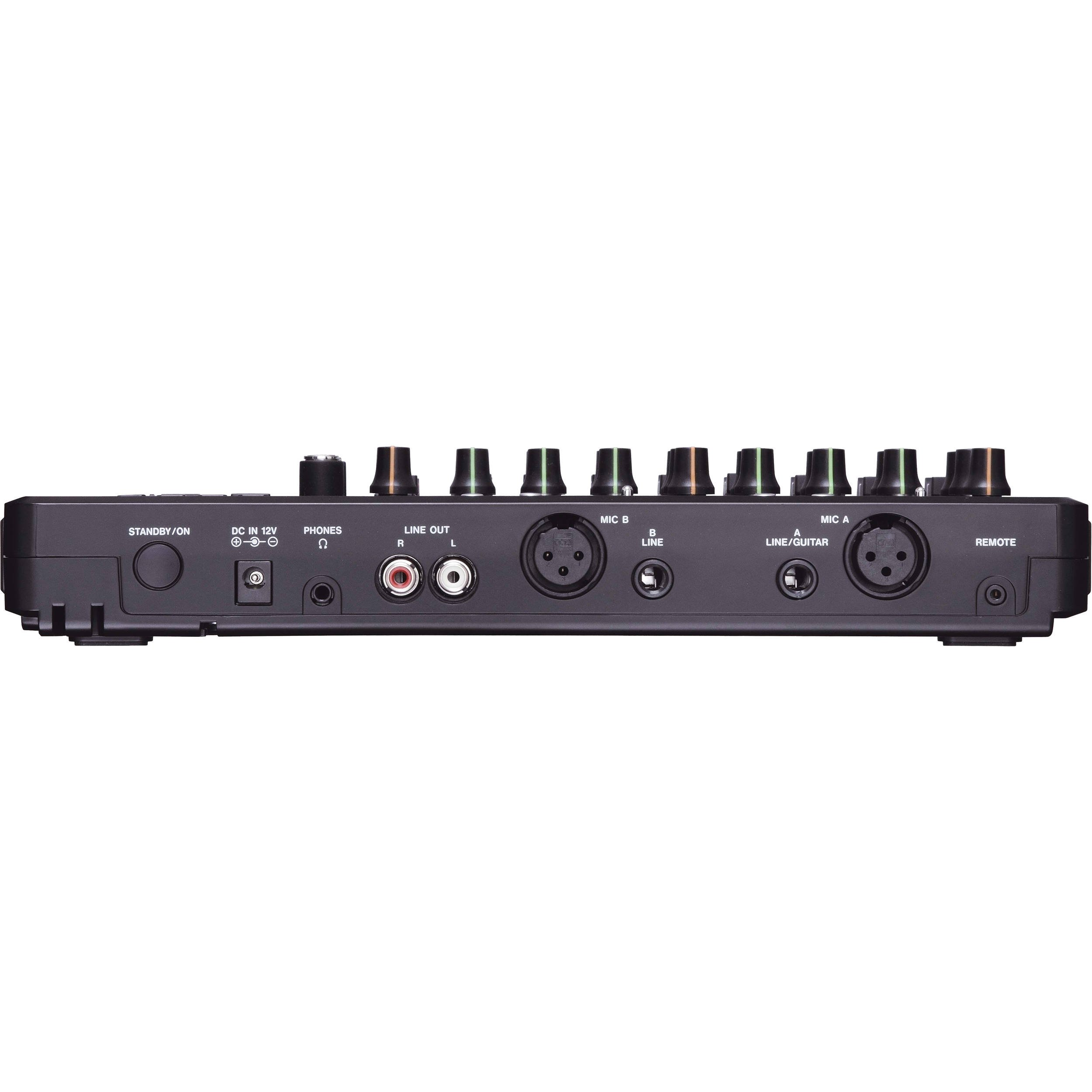Tascam DP-03SD Digital Portastudio 8-Track Recorder with Samson Studio Headphones and Accessory Bundle by Photo Savings (Image #4)