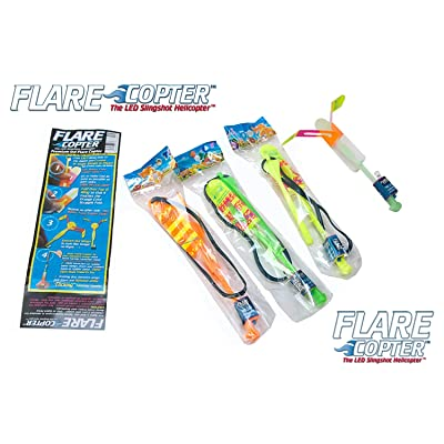 Flare Copter (3-pk): Toys & Games [5Bkhe0303057]