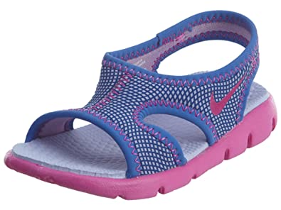 19c11f5736c3 Nike Sunray 9 Toddlers Style  343975-504 Size  2