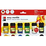 Marabu Easy Marble Paint Starter Set
