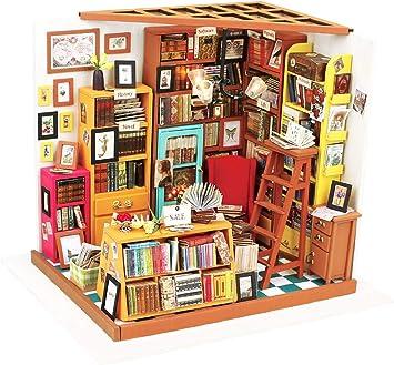 Dollshouse Miniature Book Beauty and the Beast