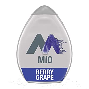 Mio Berry Liquid Water Enhancer Drink Mix ( Bottle) Grape 1.62 Fl Oz