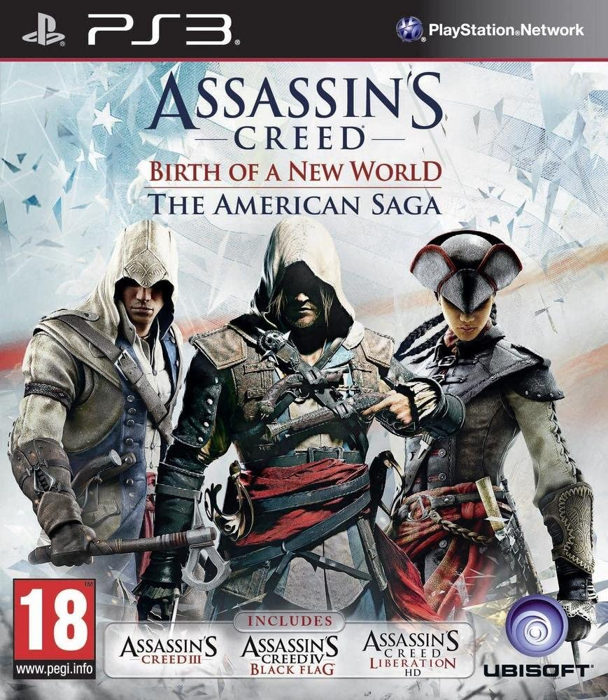 Assassin S Creed Birth Of A New World The American Saga Amazon Co