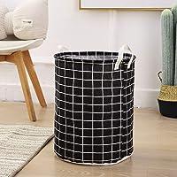 A ASENER ENJOY THE SIMPLE LIFE Dirty Clothes Storage Bag Sundries Storage Clothing Storage Baskets Folding Laundry…