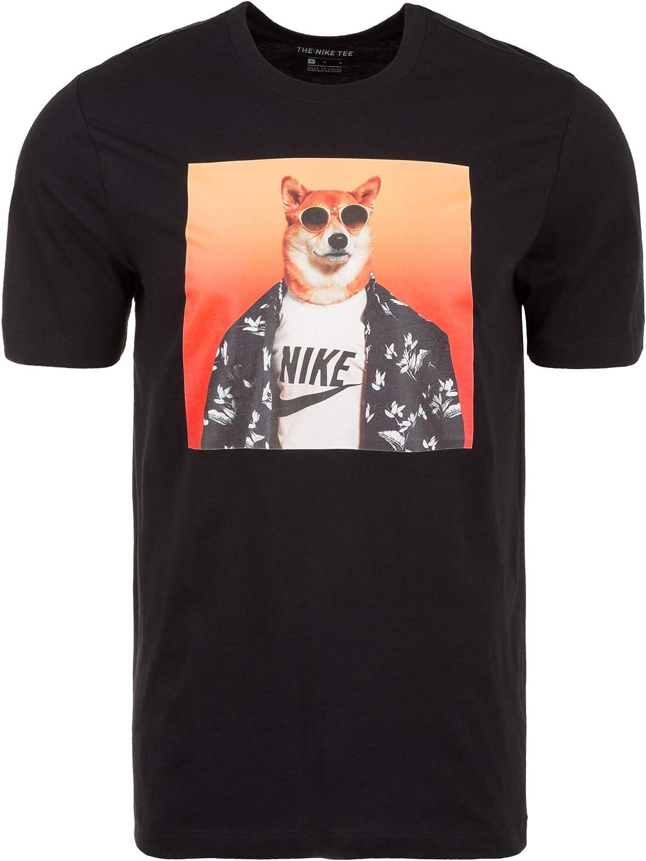 NIKE M NSW tee Story Pack 12 Camiseta, Hombre: Amazon.es: Ropa y accesorios