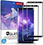 Galaxy Note 9 Screen Protector, (2-Pack) Tempered Glass Screen Protector [Force Resistant up to 11 pounds] [Full Screen…