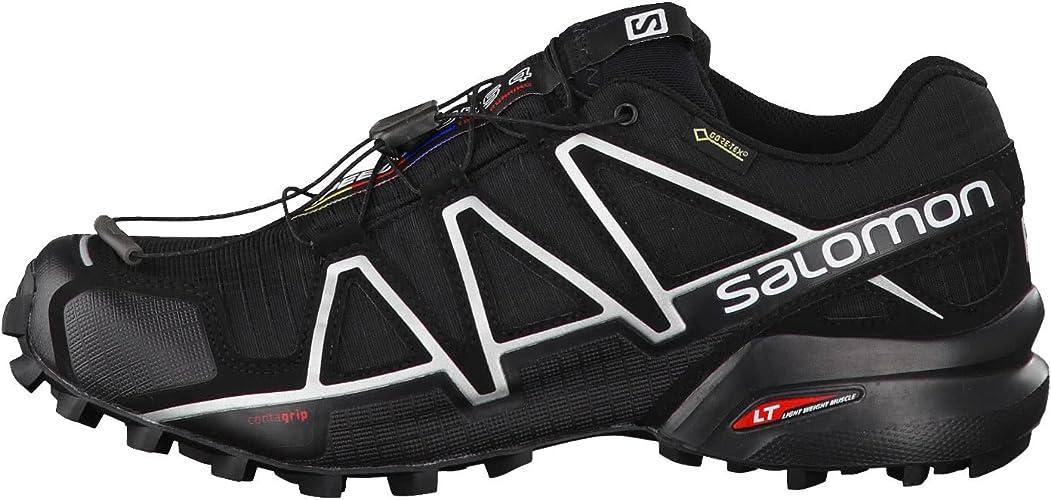 Salomon Speedcross 4 GTX, Zapatillas de Trail Running para Hombre: Salomon: Amazon.es: Zapatos y complementos