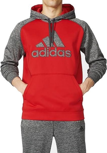 adidas Team Issue Sweat de Doublure Polaire avec Capuche