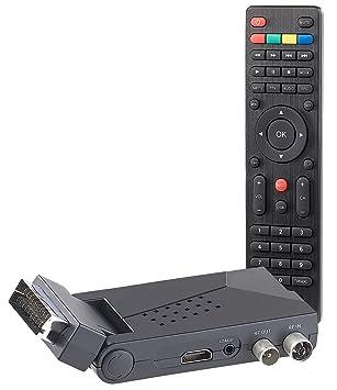 Auvisio Dvb T2 Receiver Dvb T Amazonde Elektronik