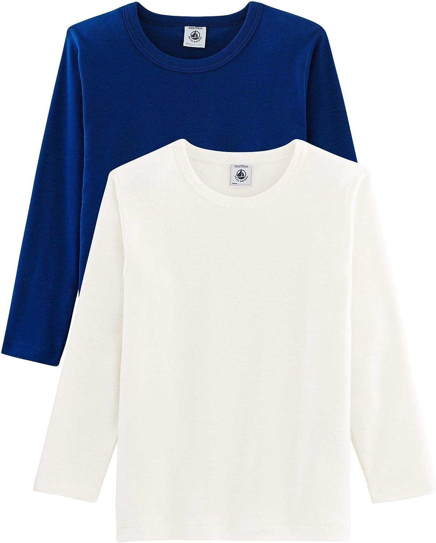 Petit Bateau Tee Shirt Ml/_5005300 Vestaglia Bambino