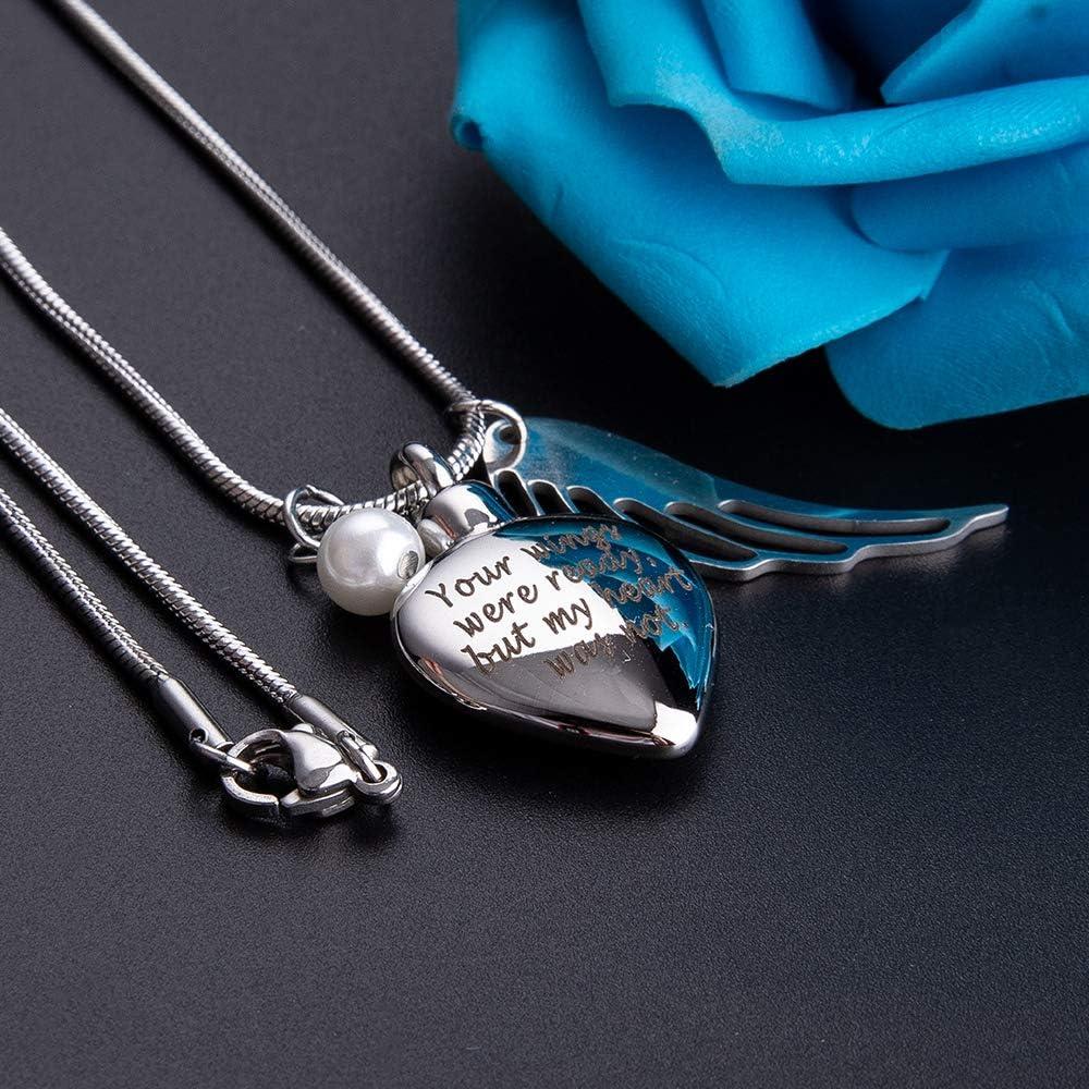 Personalized Hammer Cremation Jewelry \u2022 Urn Necklace \u2022 Custom Pet Urn Memorial Jewelry \u2022 Ashes Necklace \u2022 With Free Funnel Kit /& Bag \u2022 A100