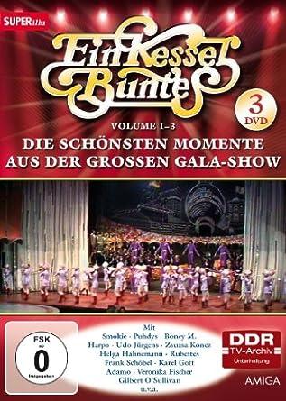 Ein Kessel Buntes, Vol. 1 [3 DVDs]: Amazon.de: Various: DVD & Blu-ray