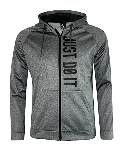c2e55ab02fe1 Amazon.com  NIKE FULL ZIP THERMA HOODIE 874456  Sports   Outdoors