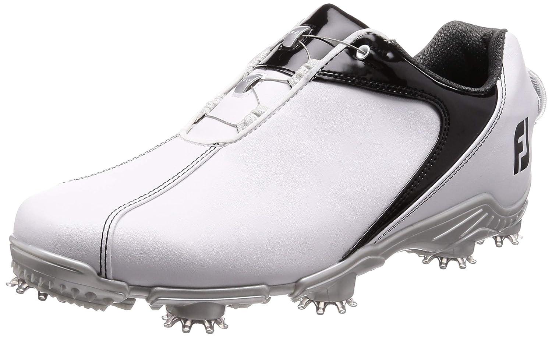 [フットジョイ] ゴルフシューズ FJ SPORT Boa メンズ ホワイト/ブラック(18) 25.0 cm