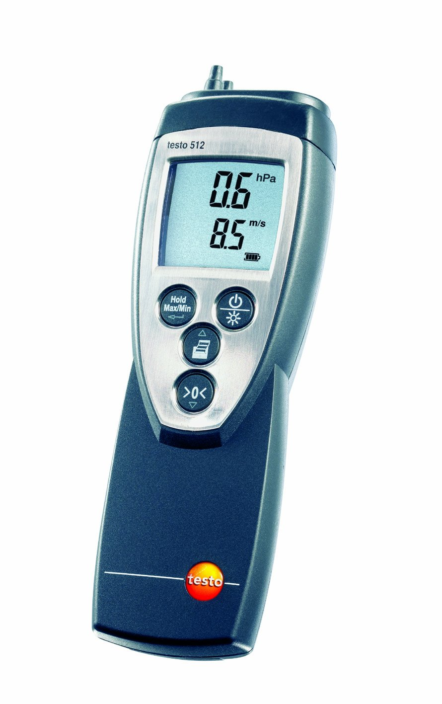 Differential pressure meter for 0/…20 hPa testo 512