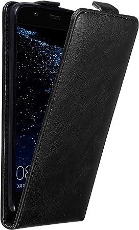 Cadorabo Hülle Für Huawei P10 Lite In Nacht Schwarz Elektronik