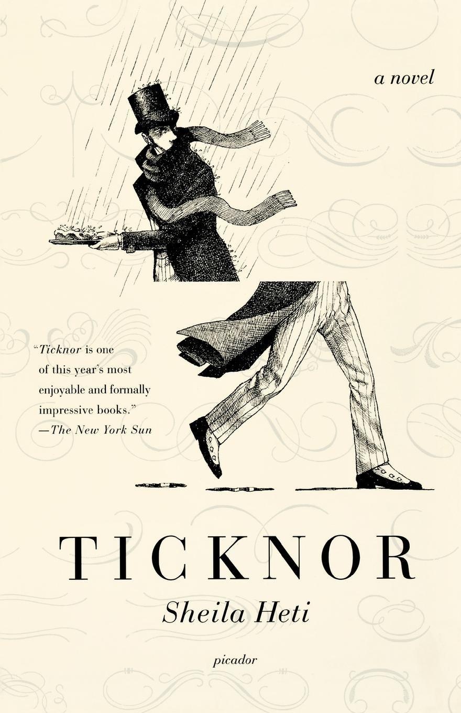 Download Ticknor: A Novel pdf