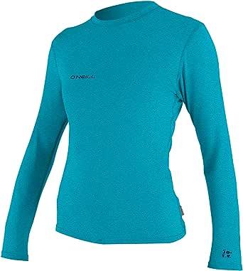 O'Neill Women's Hybrid UPF 50+ Long Sleeve Sun Shirt