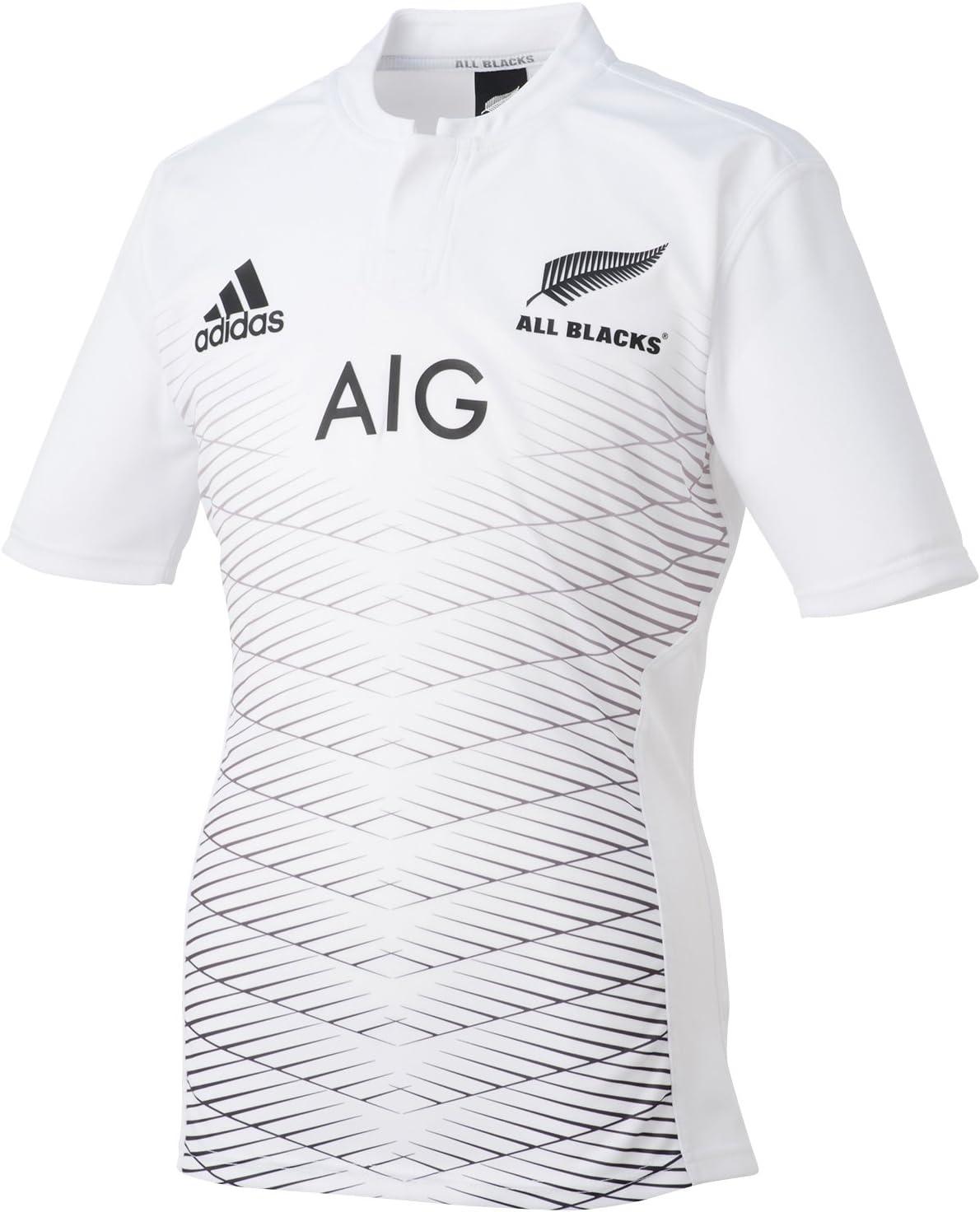 adidas Réplique du Maillot des All Blacks pour Hommes 3XL White