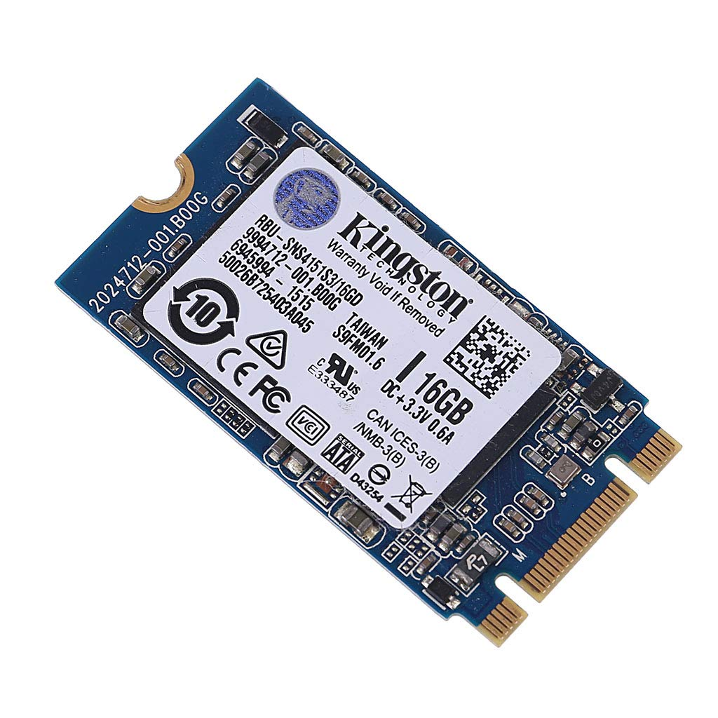 Yintiod SNS4151S3 - Disco Duro Interno SSD de 16 GB para Ordenador ...