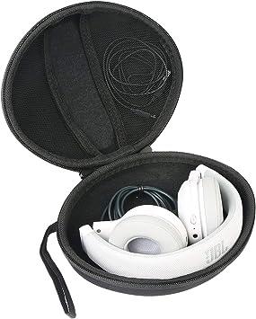 co2CREA Duro Viajar caja estuche funda para JBL Tune500BT /JBL E45BT/JBL E55BT/Everest Elite 300/700 Auriculares supraaurales inalámbricos(caja solo): Amazon.es: Electrónica