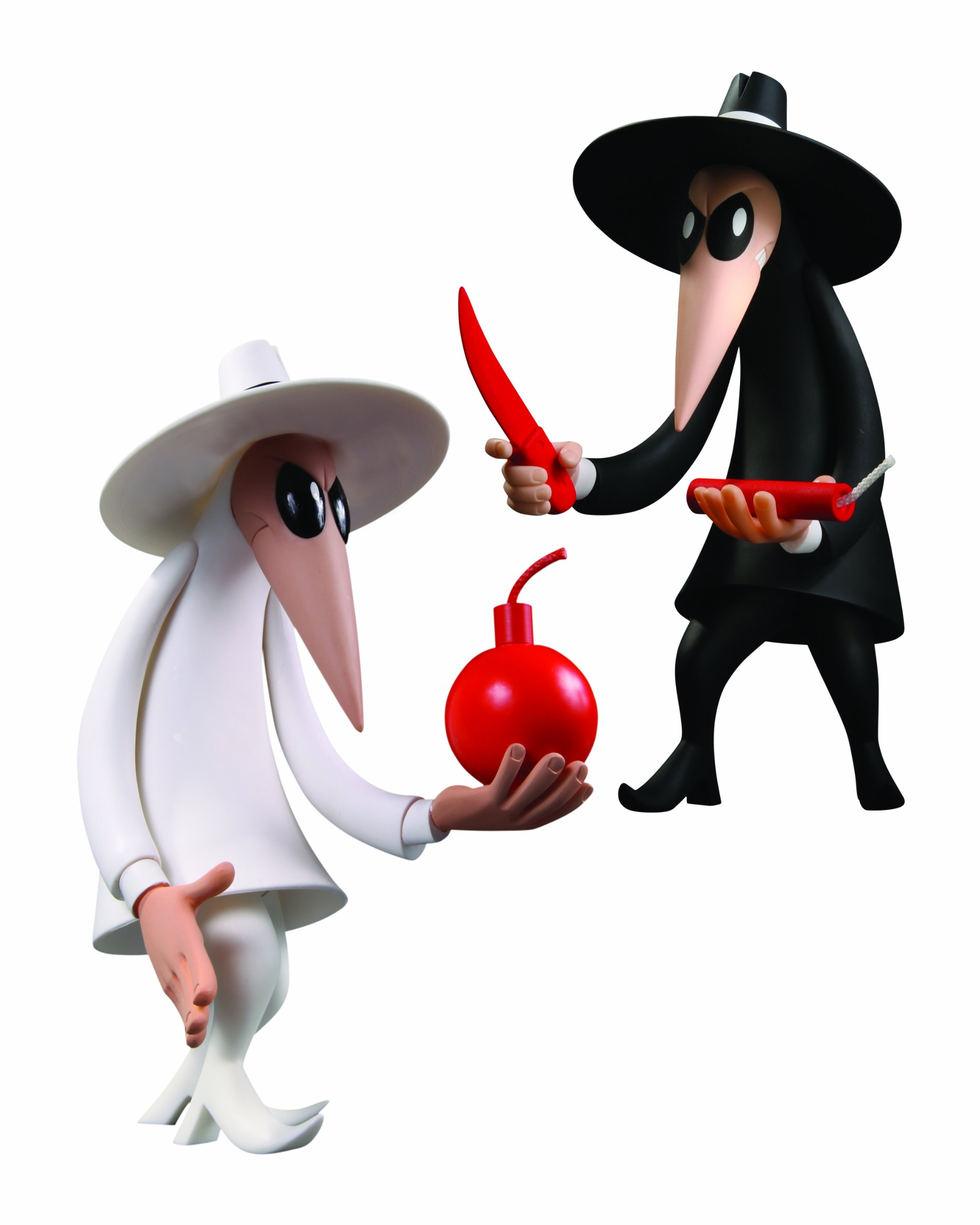DC Direct Mad Vinyl: Spy vs. Spy 2-Pack