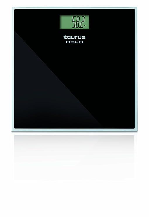Taurus - Báscula de baño, diseño Munich: Amazon.es: Salud y cuidado personal