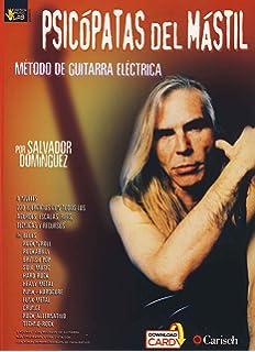 DOMINGUEZ S. - Psicopatas del Mastil Vol.1 para Guitarra Tab (Inc.