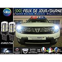 Pack ampoules LED-Feux de jour-position - Dacia Duster phase 2